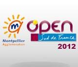 Montpellier Agglomération – Open Sud de France 2012